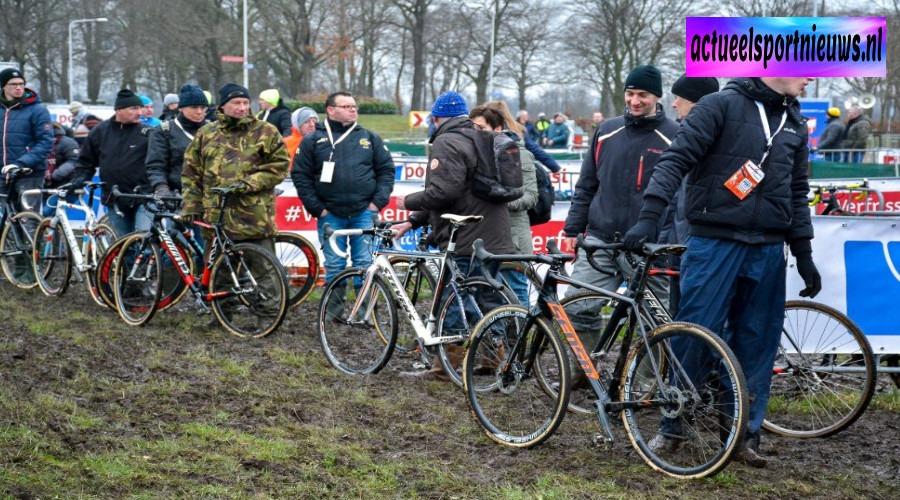 Dit jaar geen NK Veldrijden in Nederland