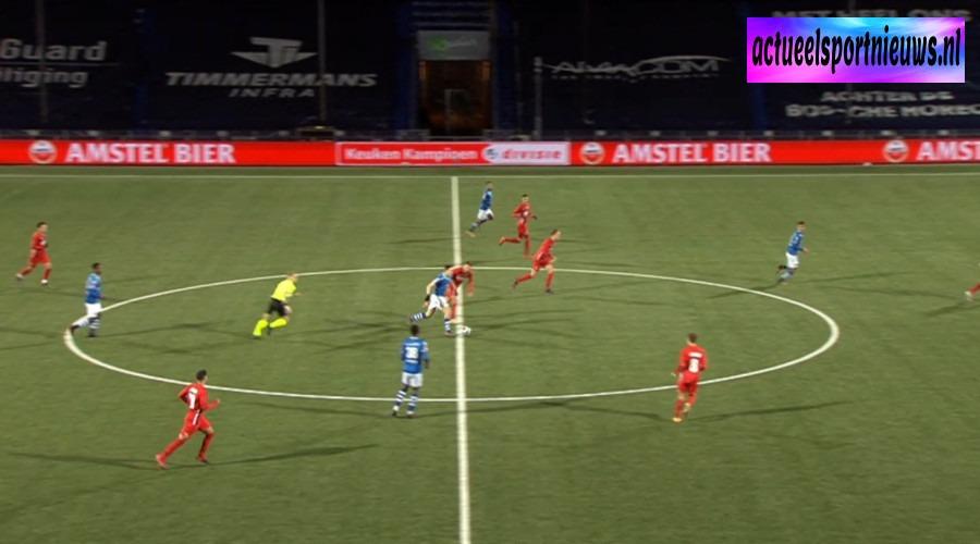 FC Den Bosch - Jong AZ