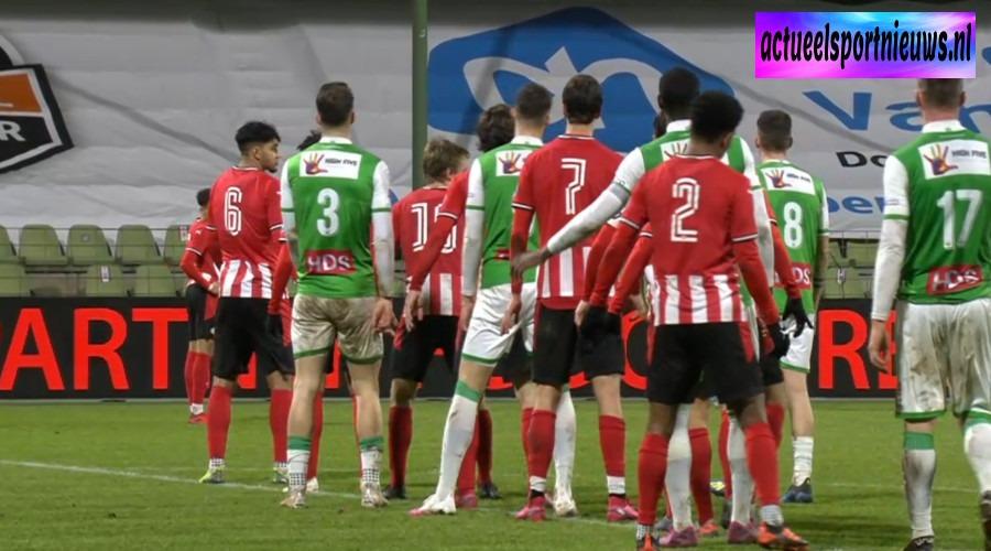 FC Dordrecht - Jong PSV