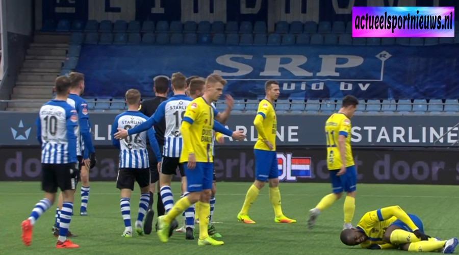 FC Eindhoven - SC Cambuur
