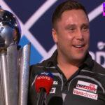 Gerwyn Price wint PDC WK Darts 2021