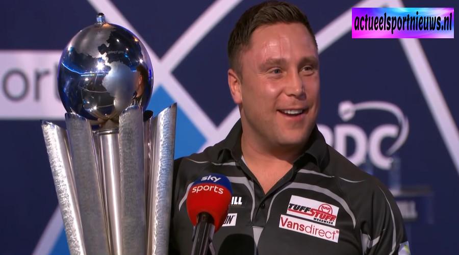 Gerwyn Price wereldkampioen