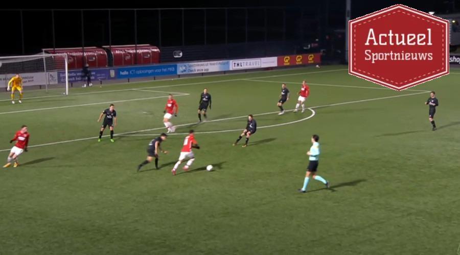 Jong AZ - Almere City FC