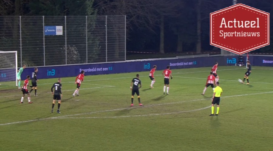 Jong PSV - NAC Breda