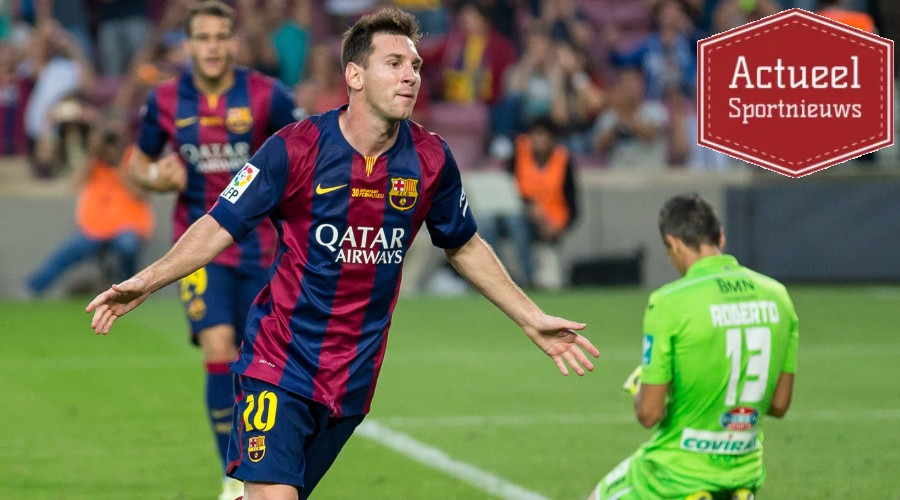 Lionel Messi (Foto Wikimedia Commons)