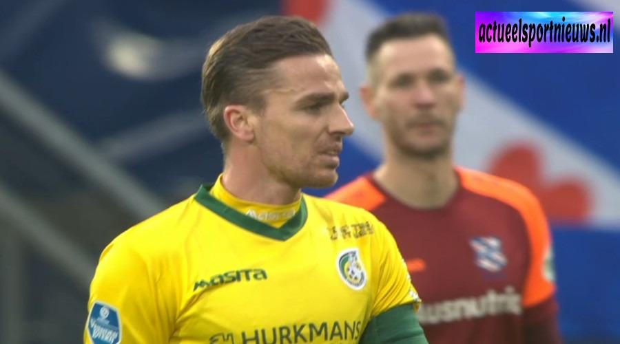 SC Heerenveen - Fortuna Sittard