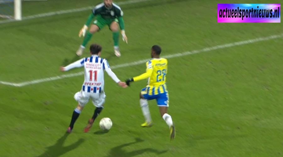 SC Heerenveen - RKC Waalwijk