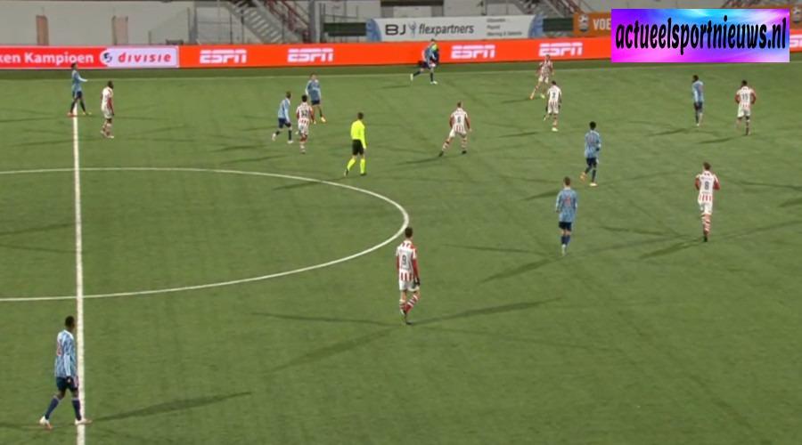 TOP Oss - Jong Ajax