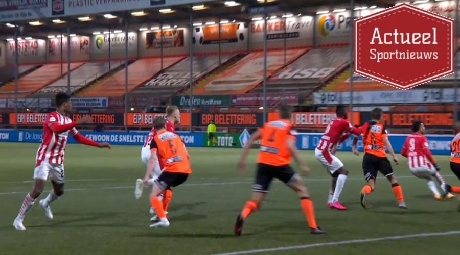 Volendam - PSV