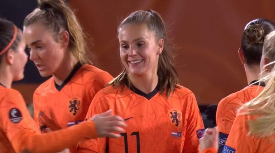 Livestream België - Nederland Oranje Leeuwinnen