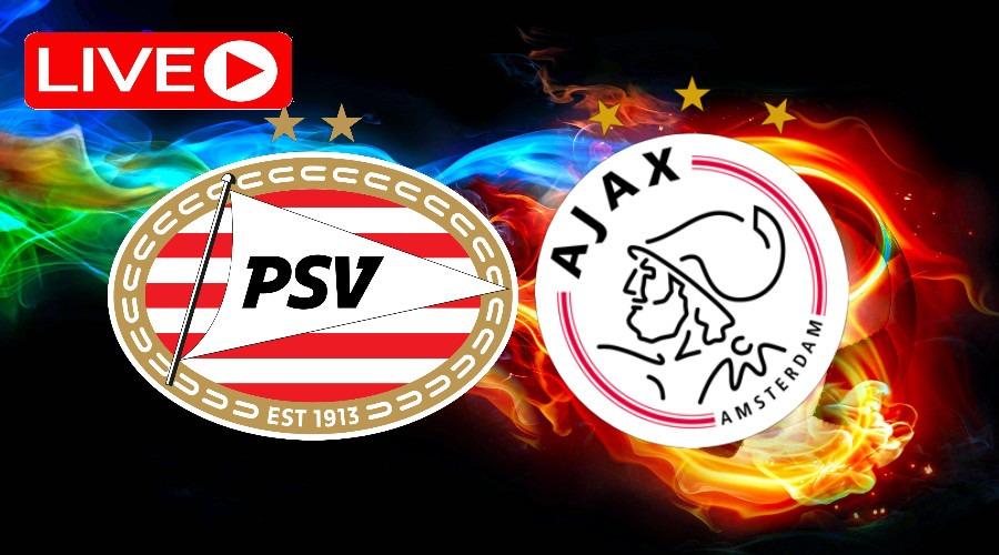 PSV - Ajax gratis kijken via een livestream