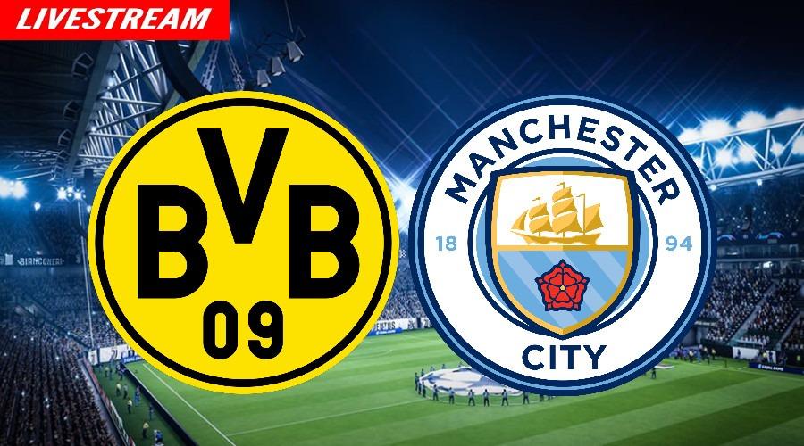 BVB Dortmund - Manchester City gratis voetbal livestream