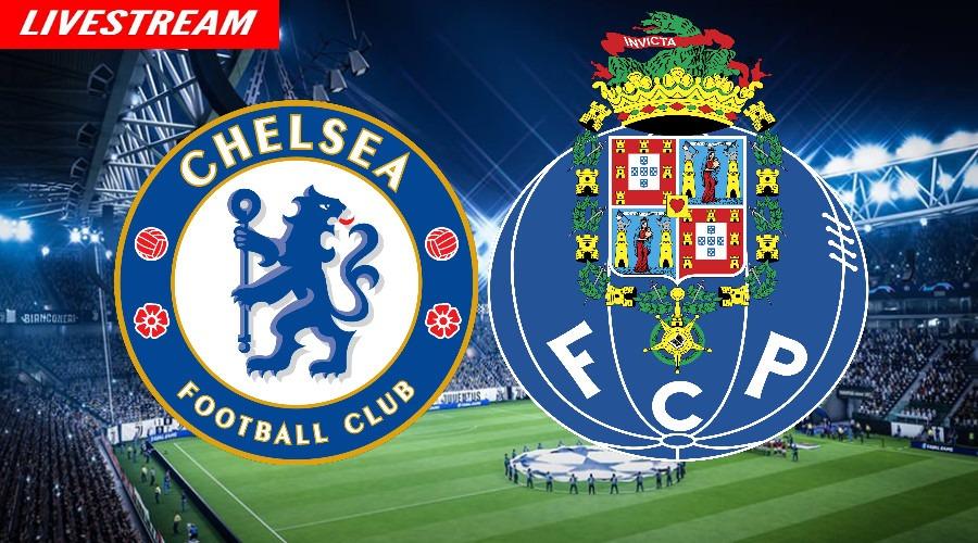 Chelsea - FC Porto gratis voetbal livestream