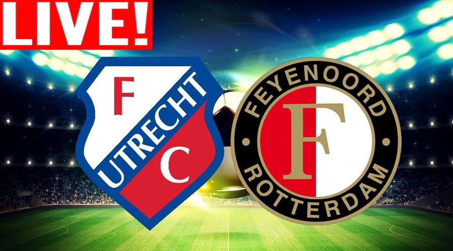 Livestream FC Utrecht - Feyenoord