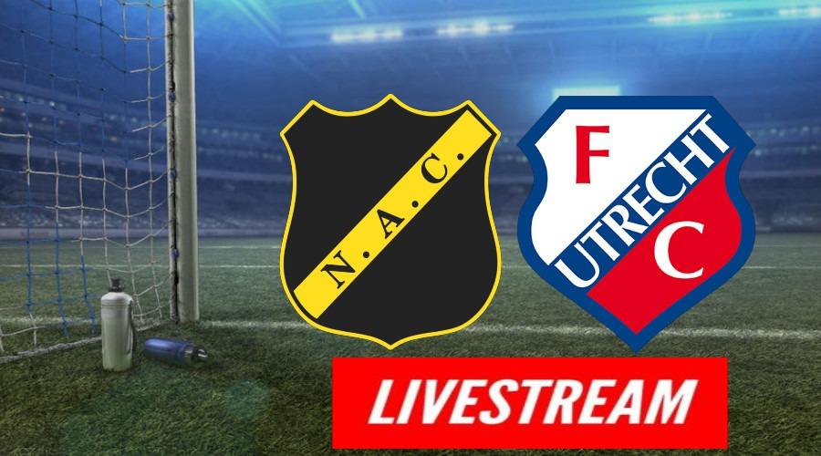 Livestream NAC Breda - Jong FC Utrecht