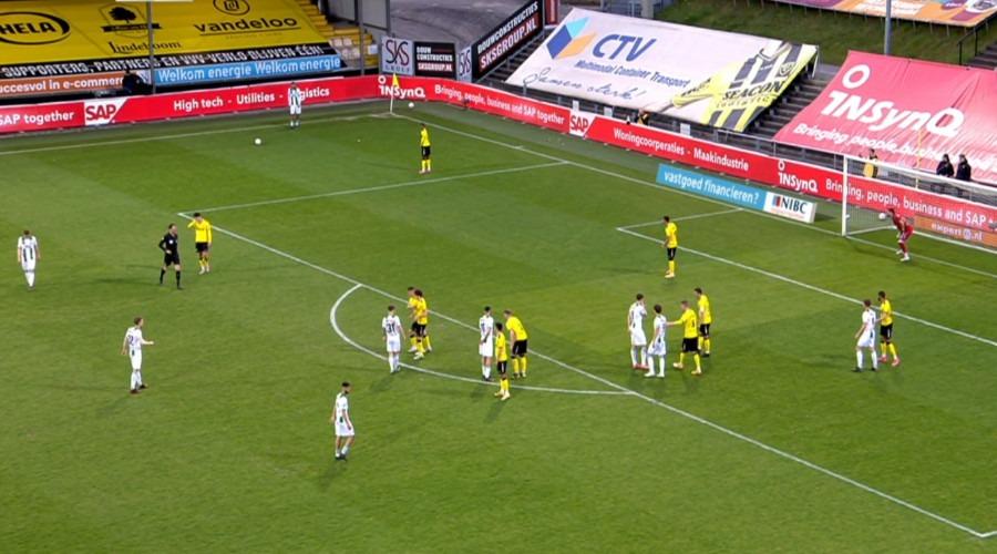 VVV-Venlo - FC Groningen