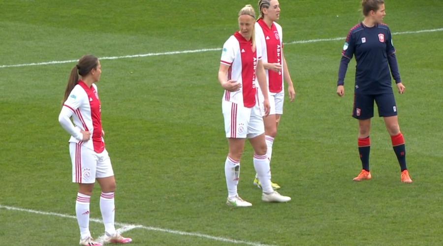Vrouwen Ajax - Twente