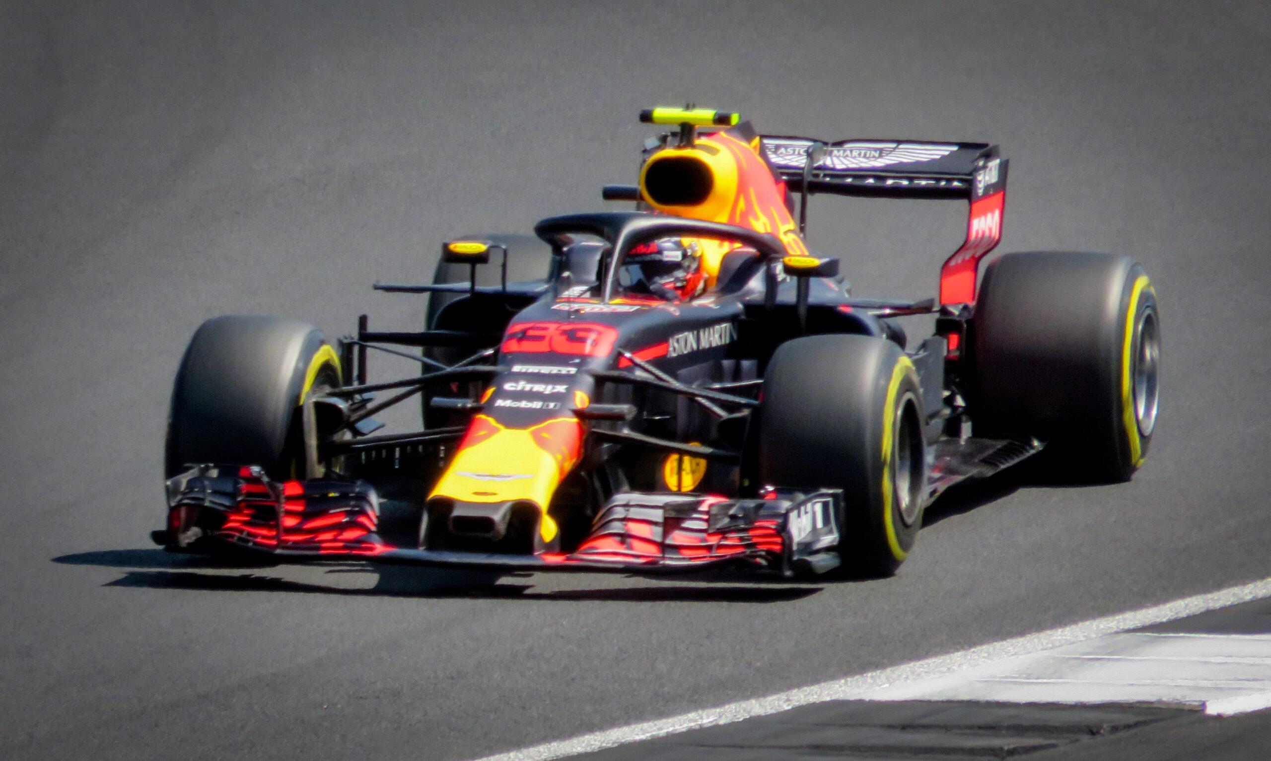 Max Verstappen Formule Grand Prix Oostenrijk live stream (Foto Wikimedia Commons)