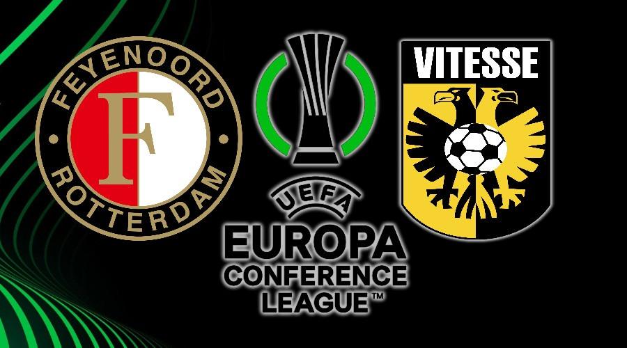 Feyenoord - Luzern en Dundalk - Vitesse waar is een live stream