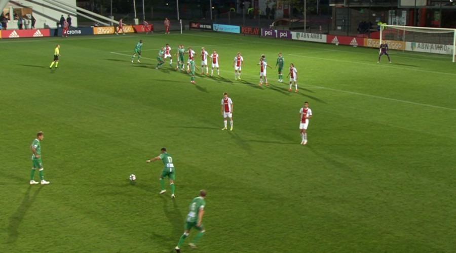 Jong Ajax - FC Dordrecht 1