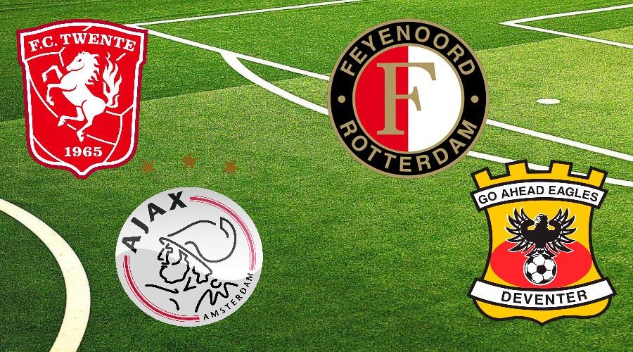Live stream FC Twente - Ajax & Feyenoord - Go Ahead Eagles