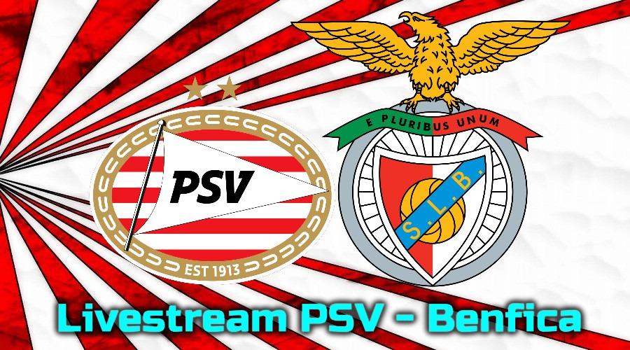 Livestream PSV - Benfica
