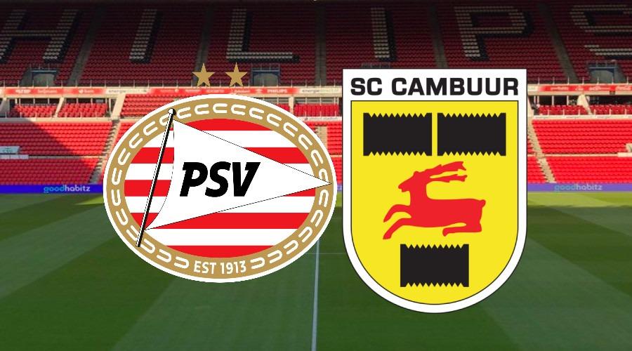 PSV - Cambuur kijk je hier via een gratis live stream
