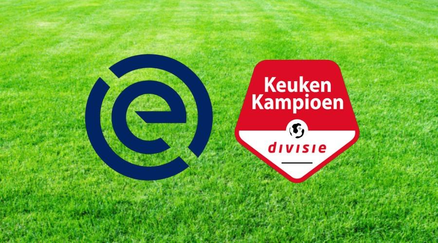 Programma Eredivisie en Keuken Kampioen Divisie