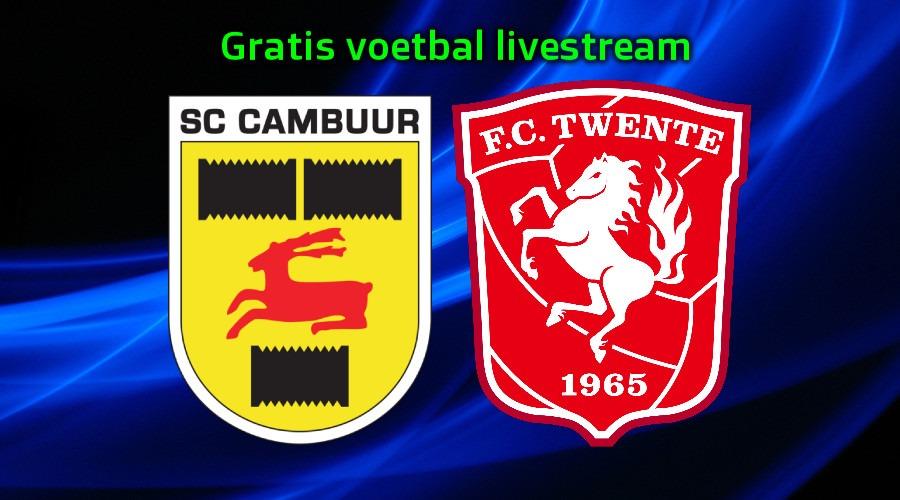 SC Cambuur - FC Twente gratis live stream