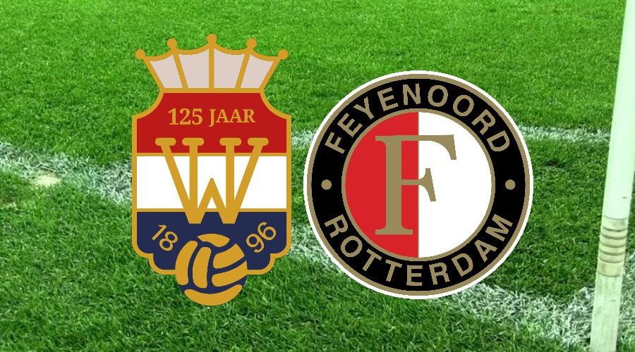 Willem II - Feyenoord kijk je hier via een live stream
